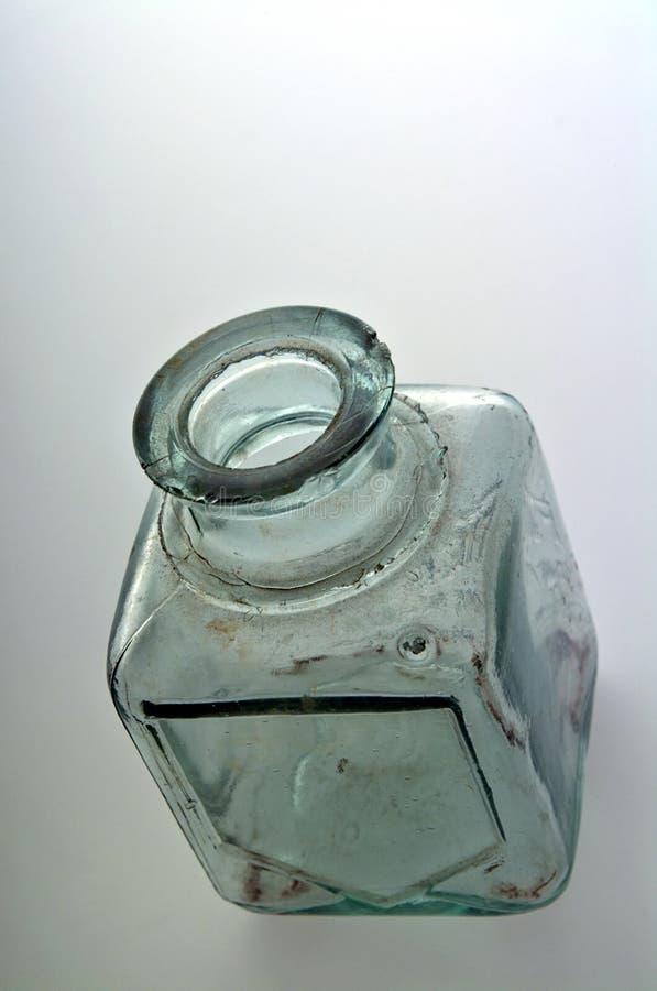 Bottiglia del Victorian fotografie stock