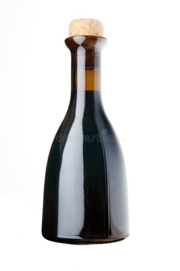 Bottiglia dell'all'aceto fotografia stock libera da diritti