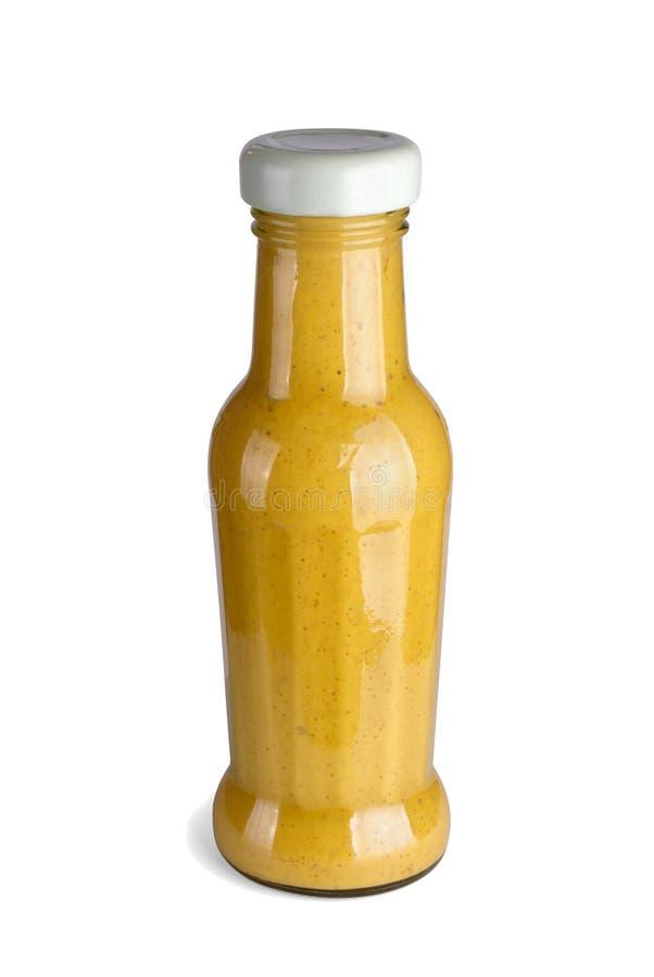 Salsa di curry fotografia stock