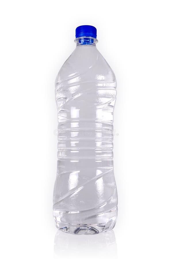 Bottiglia di acqua fotografie stock libere da diritti