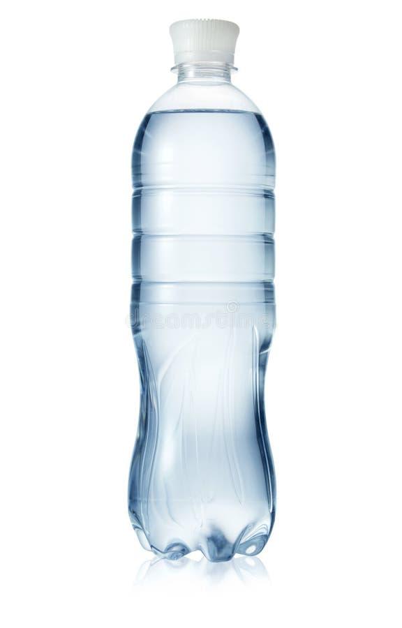 Bottiglia di acqua immagini stock