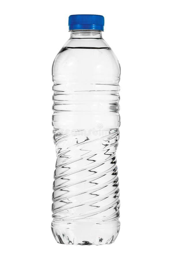 Bottiglia di acqua purificata fotografia stock libera da diritti