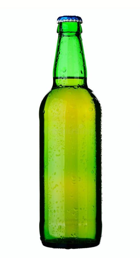 Bottiglia di birra immagine stock