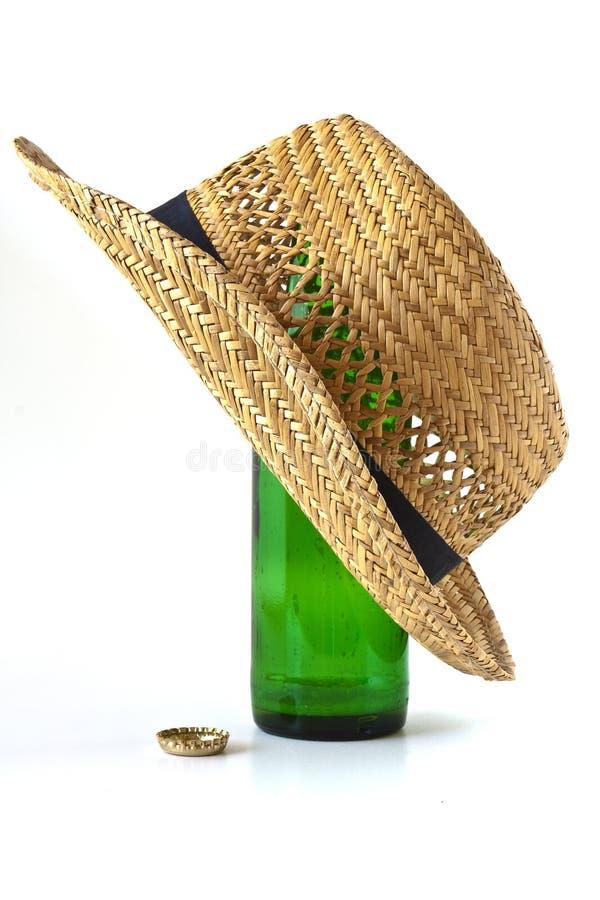 Bottiglia di birra immagine stock libera da diritti