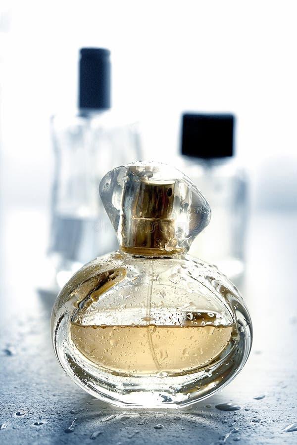 Bottiglia di Colonia fotografie stock libere da diritti