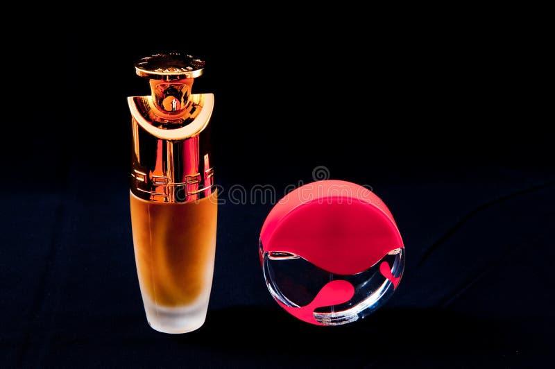 Bottiglia di Parfume immagini stock libere da diritti