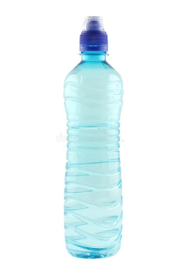 Bottiglia di plastica fotografia stock