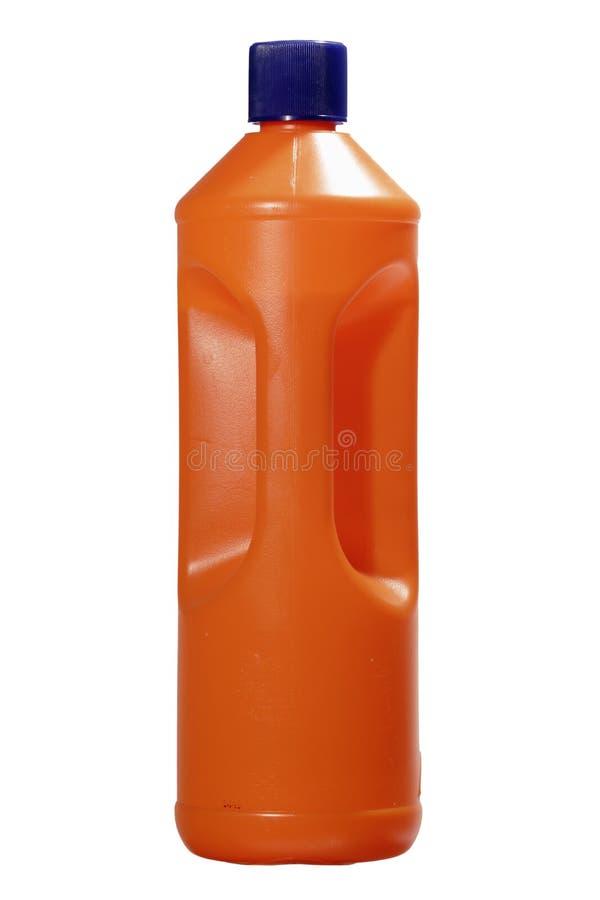 Bottiglia di plastica fotografia stock libera da diritti