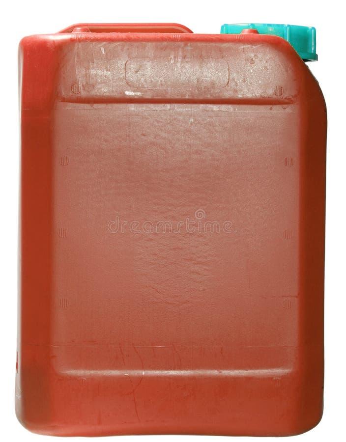 Bottiglia di plastica immagine stock libera da diritti