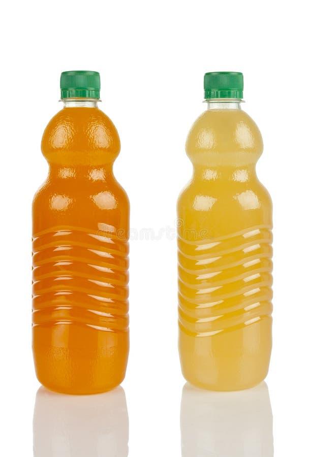 Bottiglia di plastica immagini stock libere da diritti