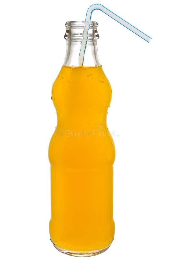 Bottiglia di soda fotografia stock