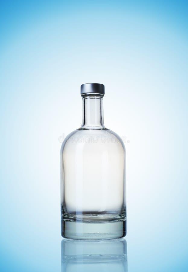 Bottiglia di vetro per tintura immagine stock libera da diritti