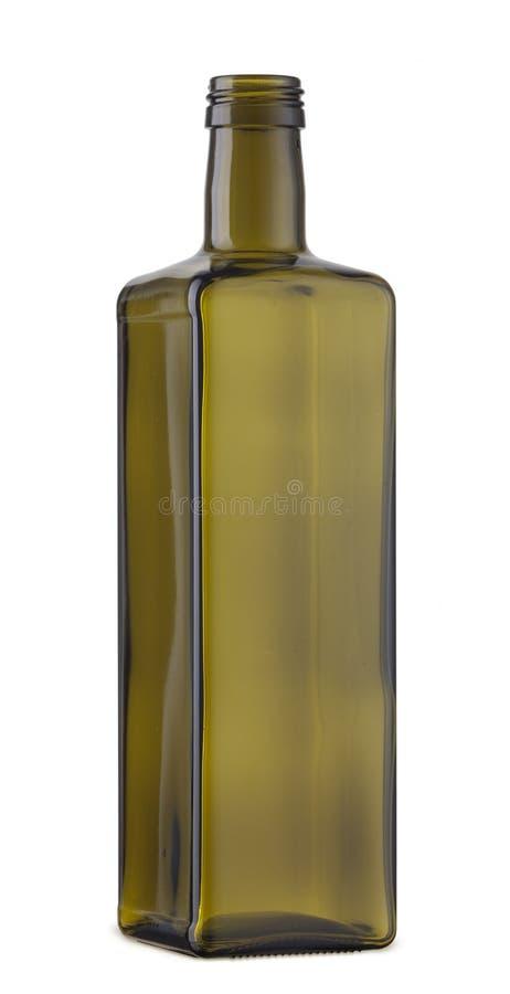 Bottiglia di vetro vuota dell 39 olio da cucina fotografia stock immagine 53661500 - Olio di cocco cucina ...