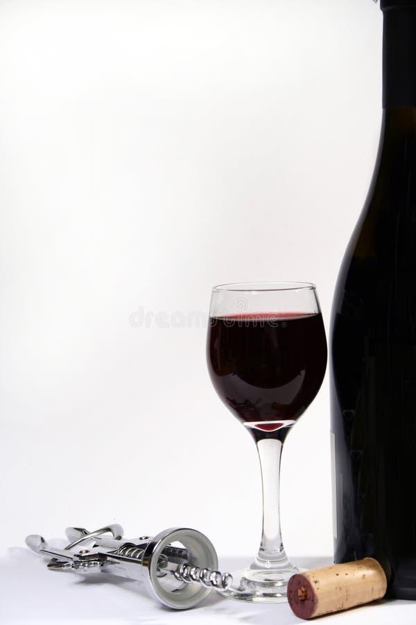 Download Bottiglia Di Vino, Vetro E Cavaturaccioli Fotografia Stock - Immagine di bottled, alcoolizzato: 3141240