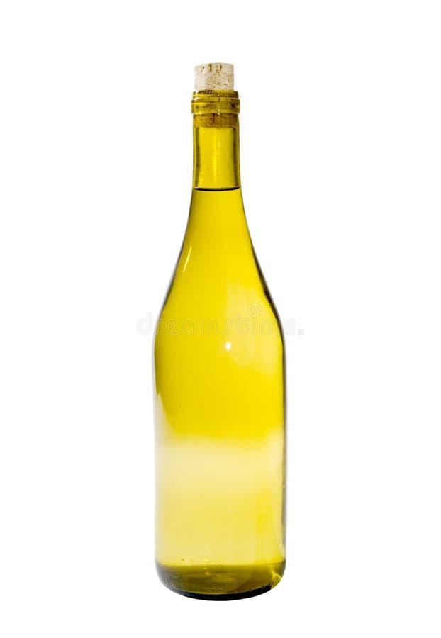 Bottiglia isolata immagine stock libera da diritti
