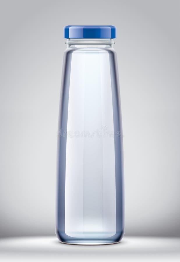 Bottiglia per acqua illustrazione vettoriale