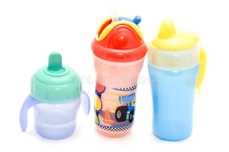 Bottiglia tre immagini stock libere da diritti