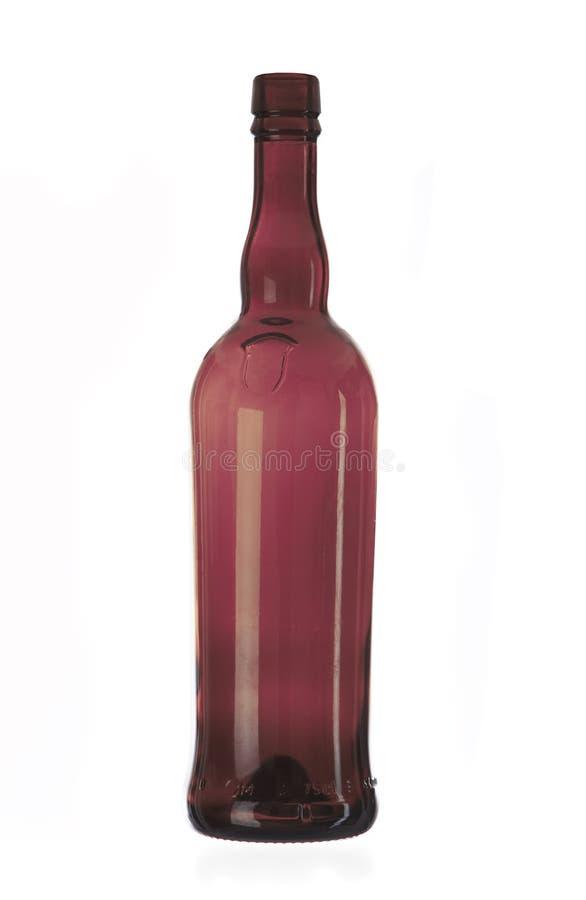Bottiglia vuota fotografia stock immagine di singolo for Bottiglia in francese