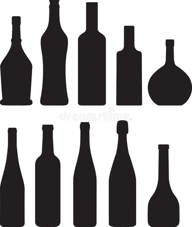 Download Bottle stock vector. Image of round, beverage, drink - 29075505