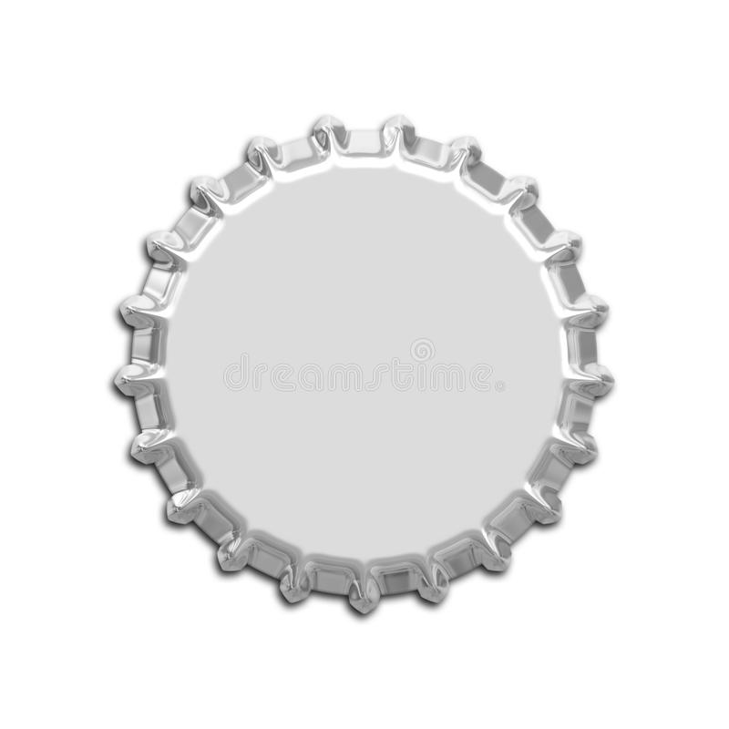 Bottle cap. An illustration of a nice bottle cap vector illustration