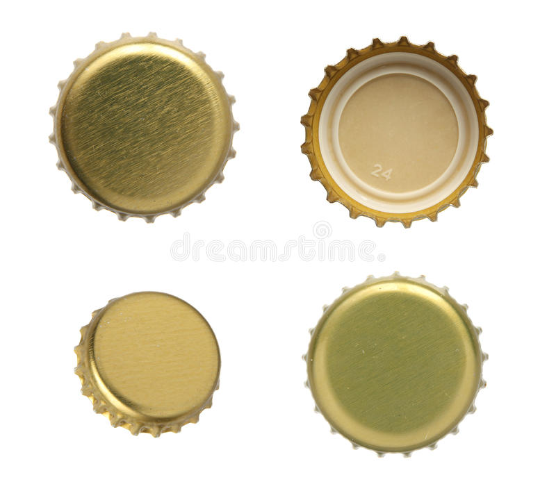 Bottle cap. royalty free stock images
