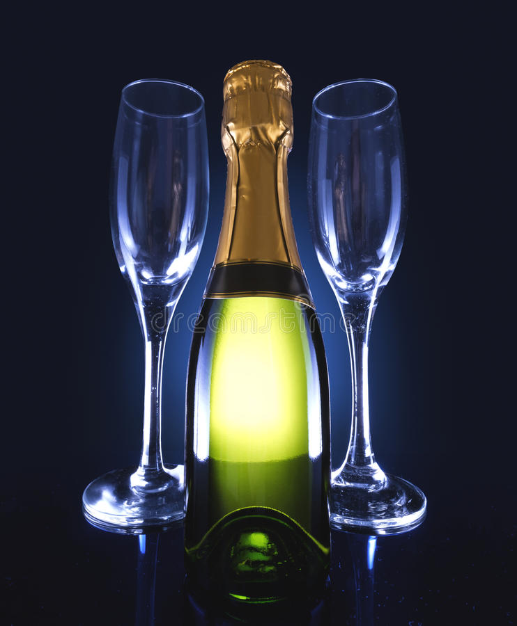 Download Champagne stock photo. Image of celebration, beverage - 30092106