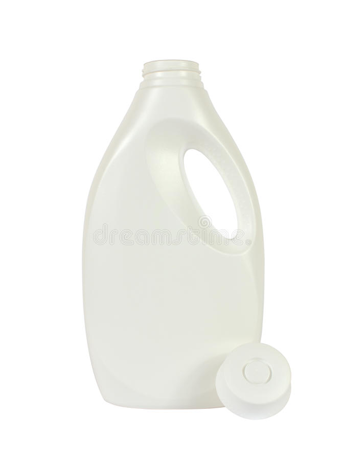 Bottle for Detergent royalty free stock image