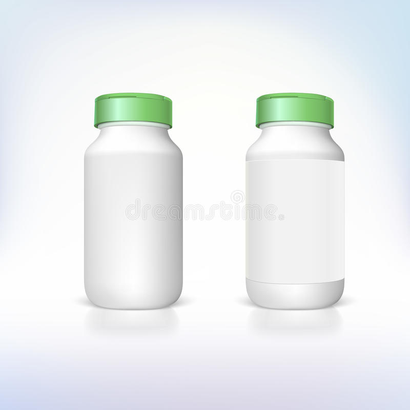 Download Bottle For Dietary Supplements And Medicines. Stock Vector - Illustration of nutrient, symbol: 39828205
