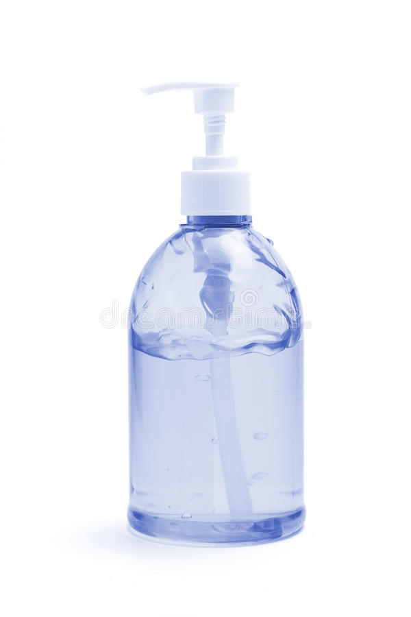 Download Bottle of Hair Gel stock photo. Image of isolated, product - 9444072