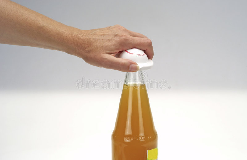 Download Bottle And Hand Stock Images - Image: 20454