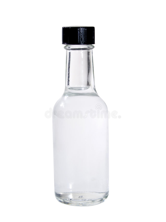Bottle Isolated royalty free stock photography