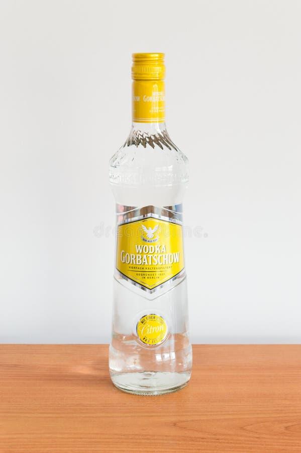 vodka bismarck
