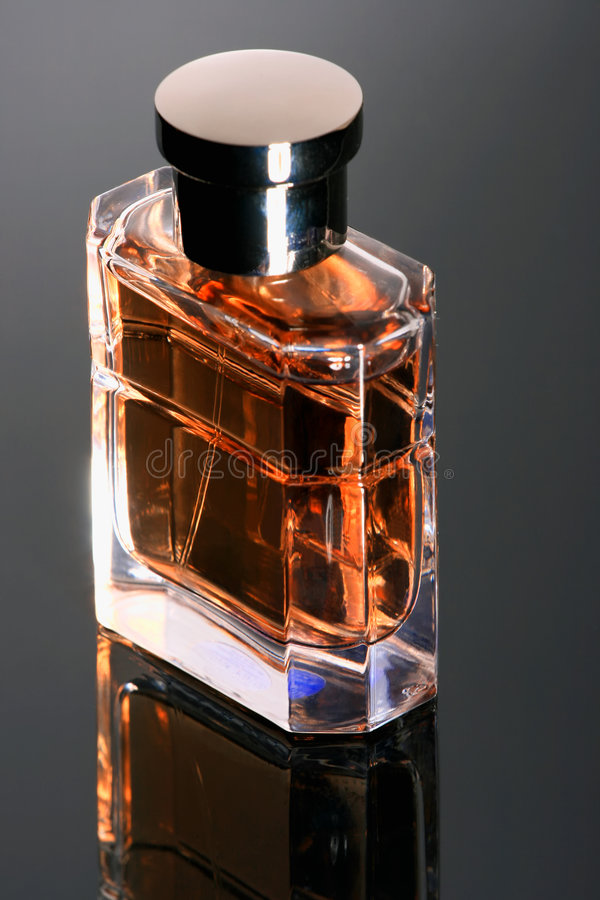 Free Bottle Of A Perfume For Men Stock Photo - 7795940