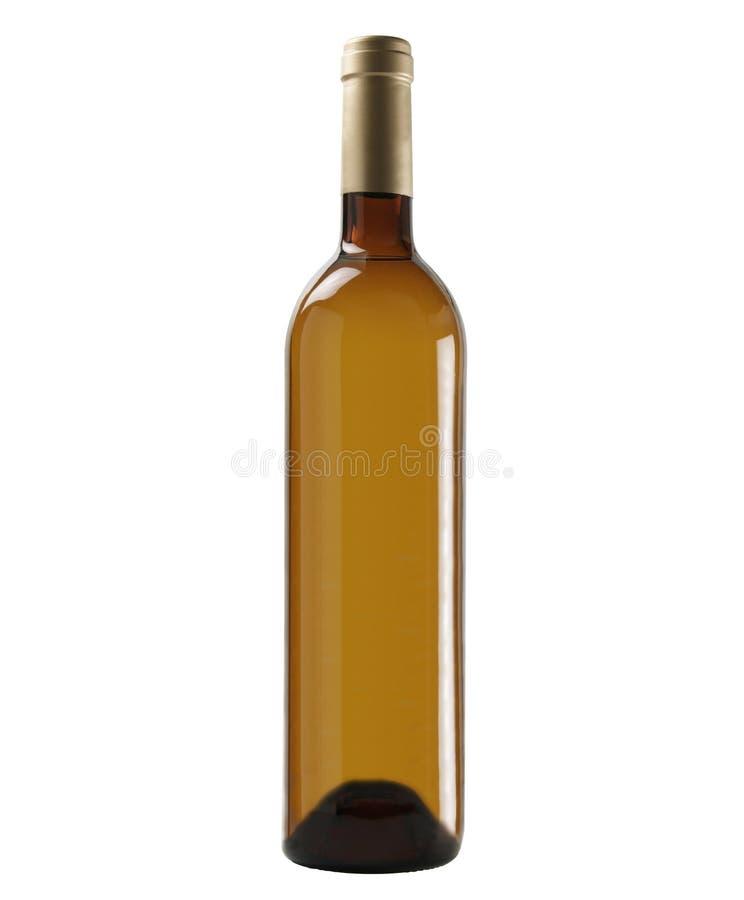 Free Bottle Of White Wine Stock Photography - 20491512