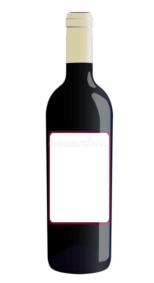 Free Bottle Of Wine Royalty Free Stock Photo - 39495855
