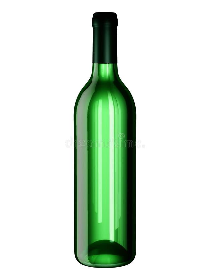 Bottle for Packaging Design stock illustration