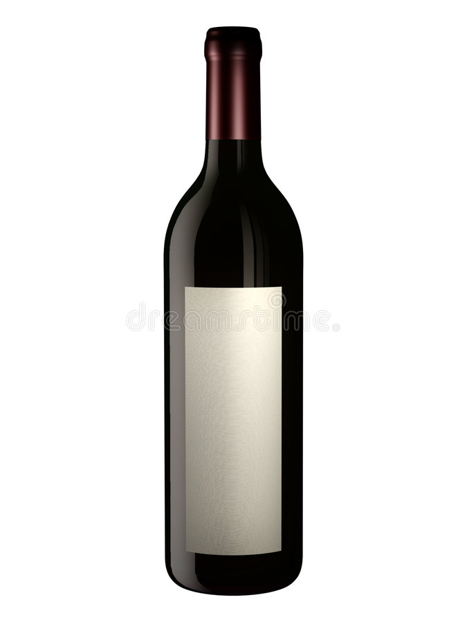 Download Bottle For Packaging Design Stock Illustration - Image: 224776