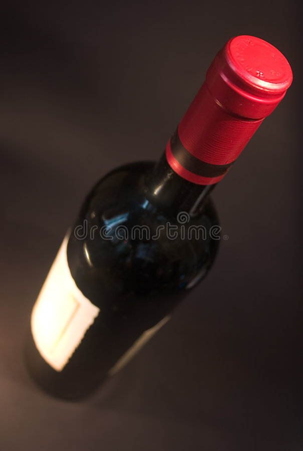 Download A Bottle Of Quality Italian Wine Stock Photo - Image: 36720
