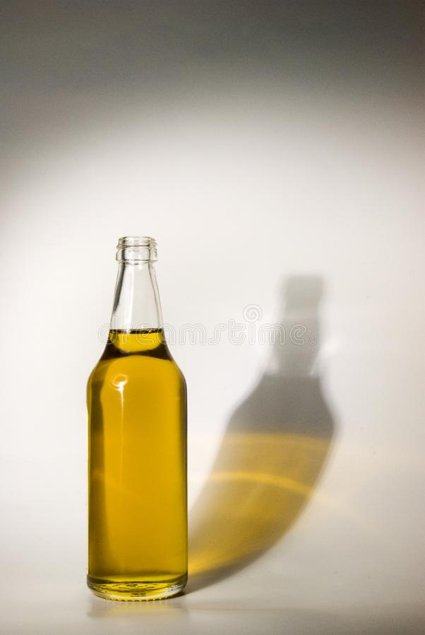 Download Bottle: in rays of glory stock photo. Image of light, glory - 8068456
