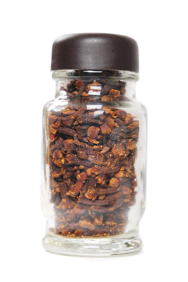 Download Bottle with seasonings stock image. Image of full, background - 22864785