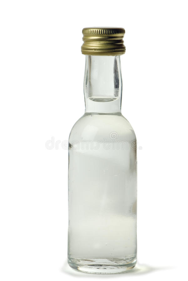 Download Bottle of vodka stock image. Image of night, bottle, alcoholism - 12846861