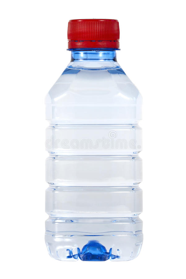 Download Bottle Of Wate On White Background Stock Photo - Image: 22061520