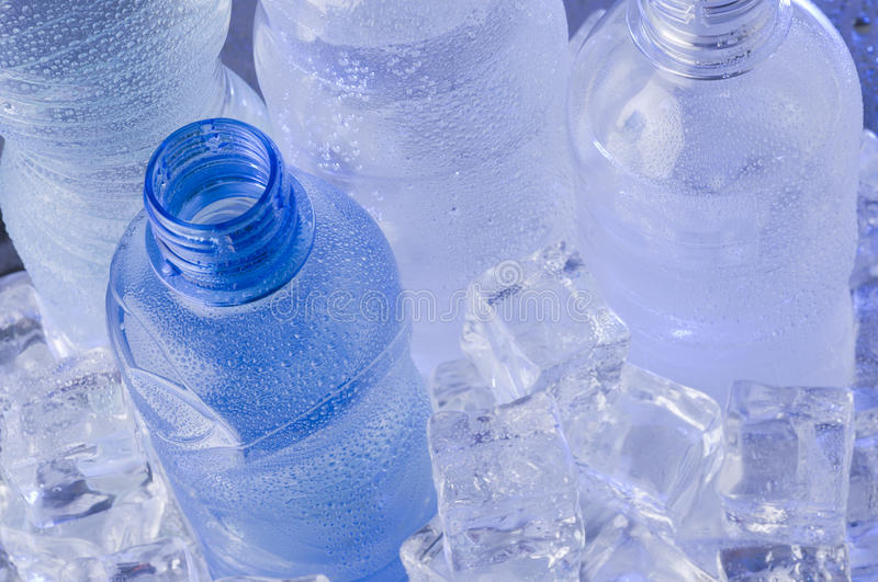 Download Bottle of water stock photo. Image of pure, plastic, full - 26217418