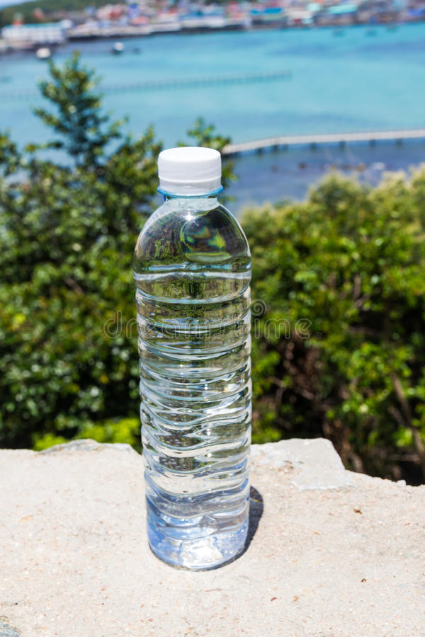 Download Bottle of water stock image. Image of fresh, transparent - 26536949