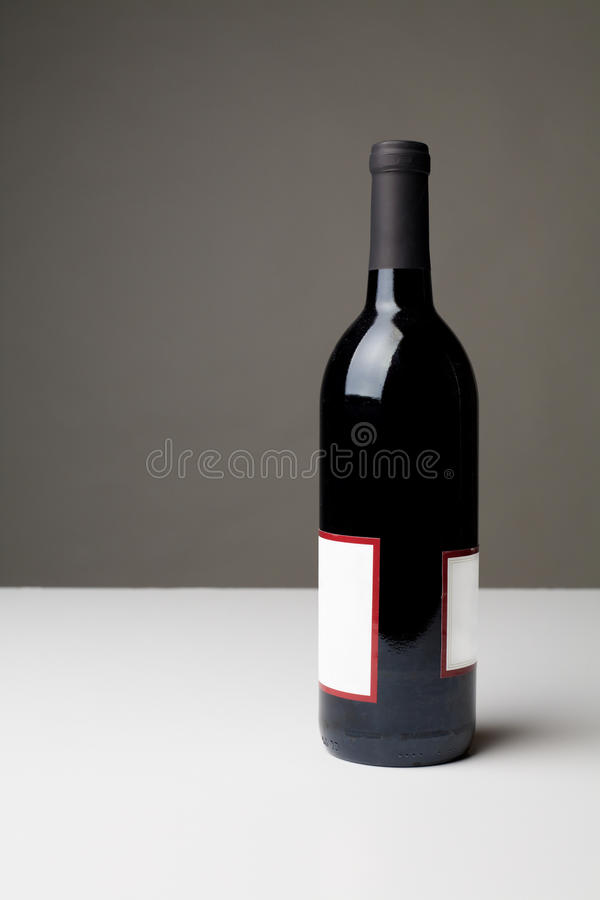 Download Bottle of wine stock photo. Image of labels, alcohol - 12612522
