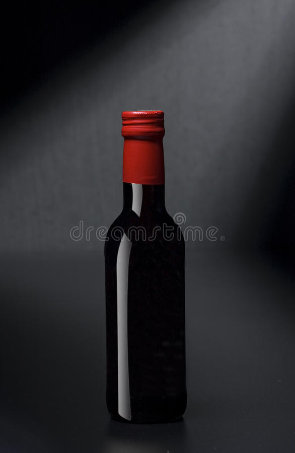 Bottle Of Wine Stock Photos
