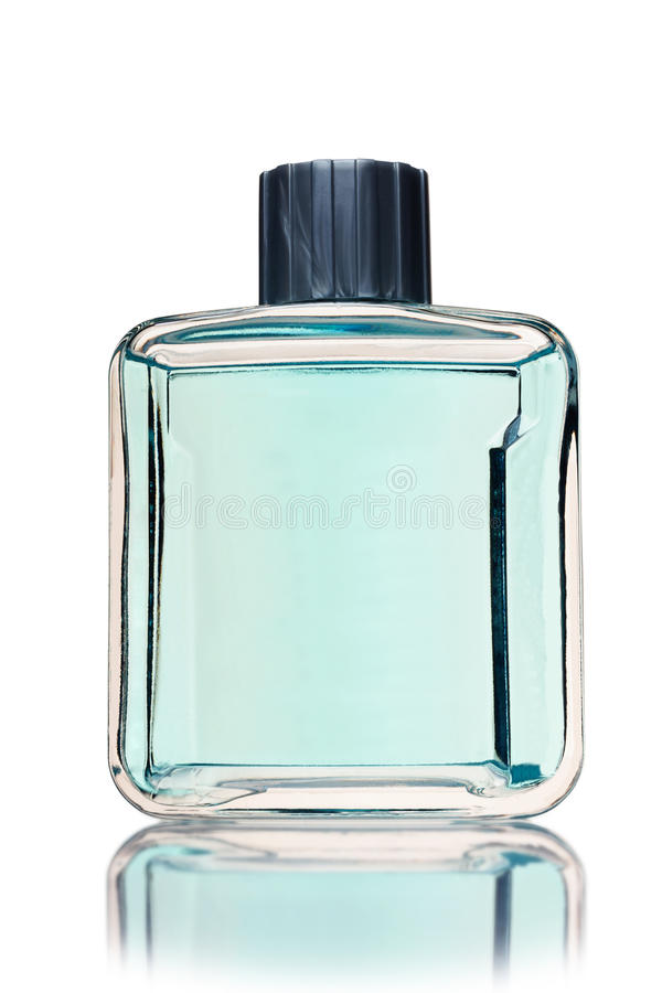 Free Bottle With Cosmetics Royalty Free Stock Photography - 63420267
