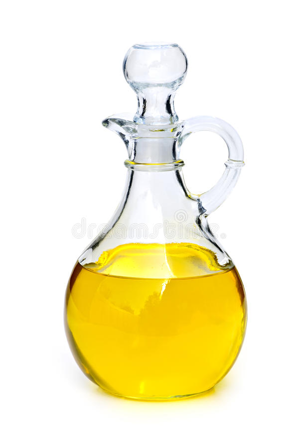 Free Bottle With Oil Stock Photos - 12569153