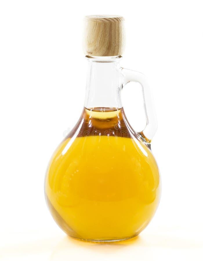 Free Bottle With Yellow Liquid Stock Photo - 28065910