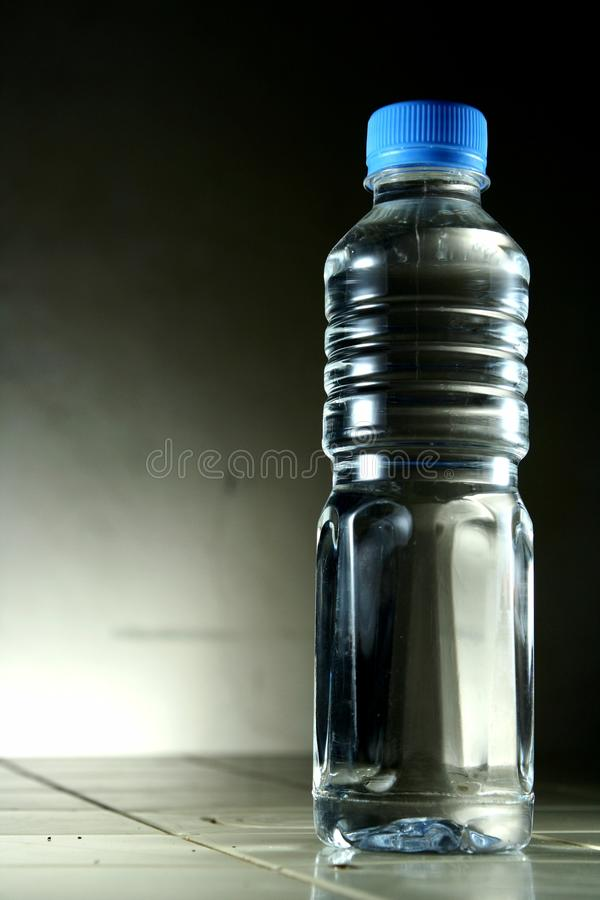 Bottled Drinking Water royalty free stock image